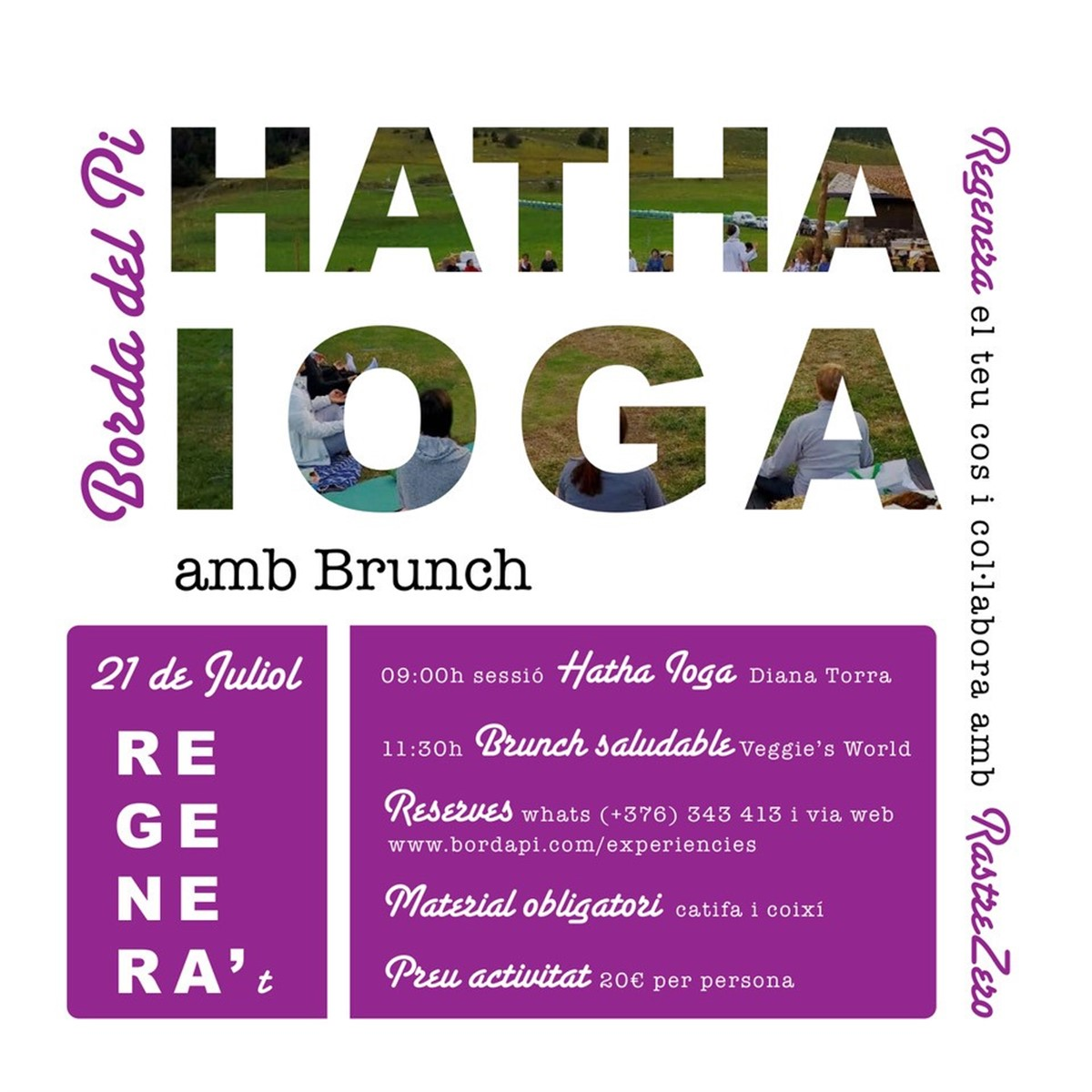 Hatha Ioga + Brunch